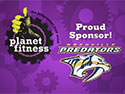 planet fitness nashville predators 2014